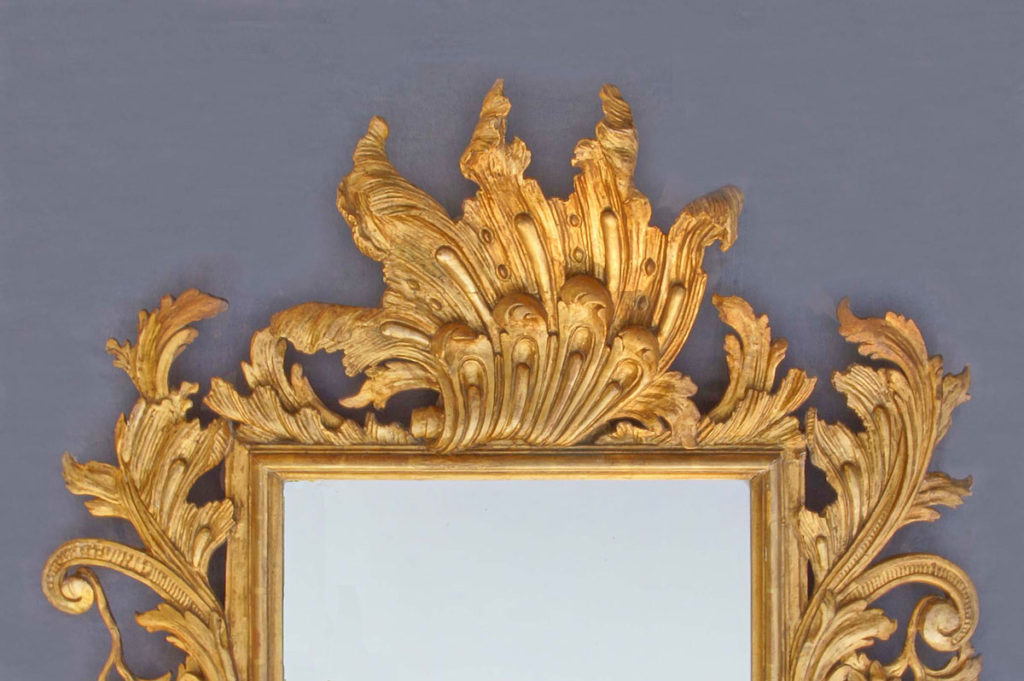 Rokoko-Stil-Spiegel