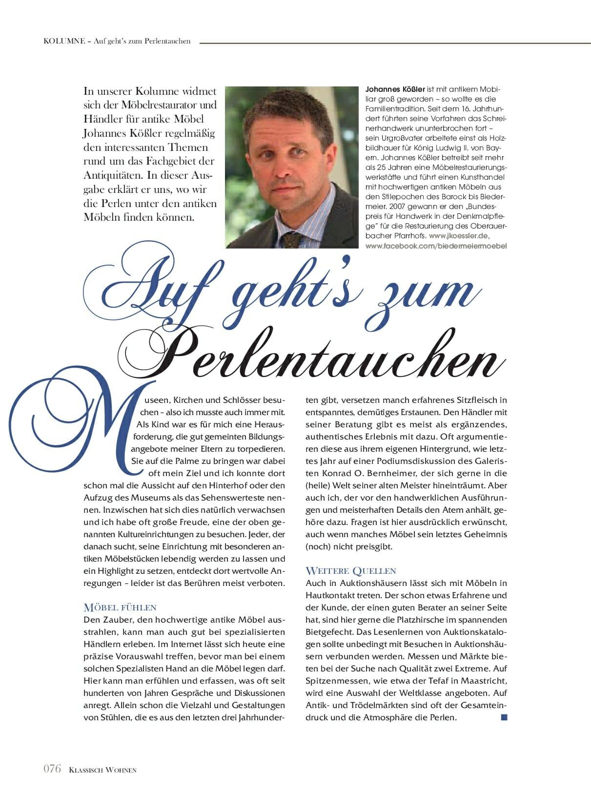 Veröffentlichung