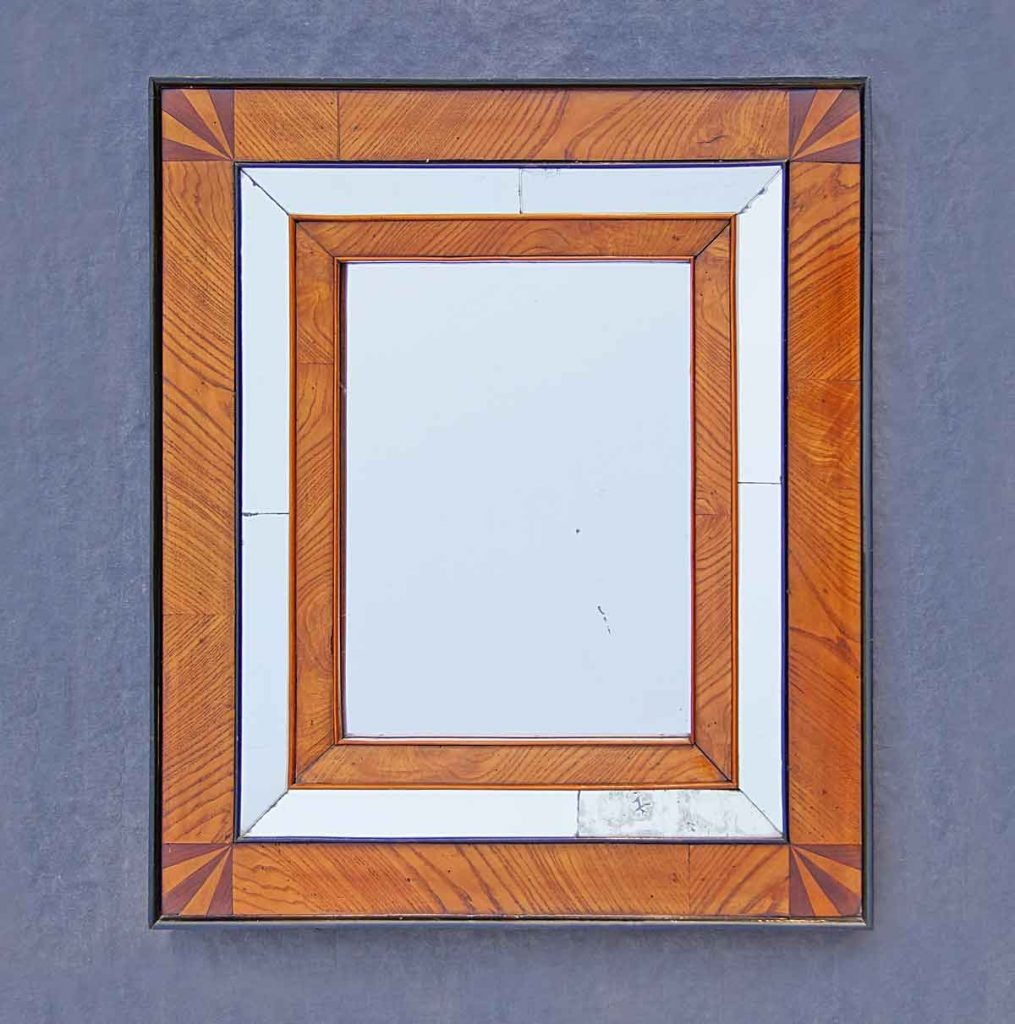 Eyecatcher Biedermeier Spiegel