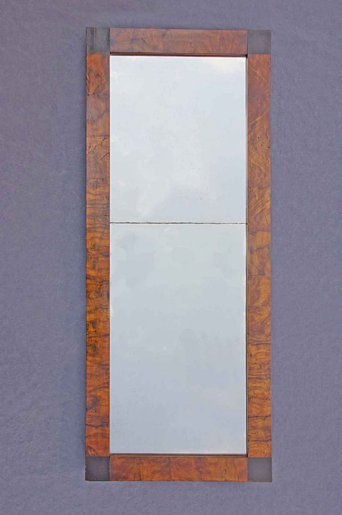 Pfeiler-Spiegel Biedermeiermoebel