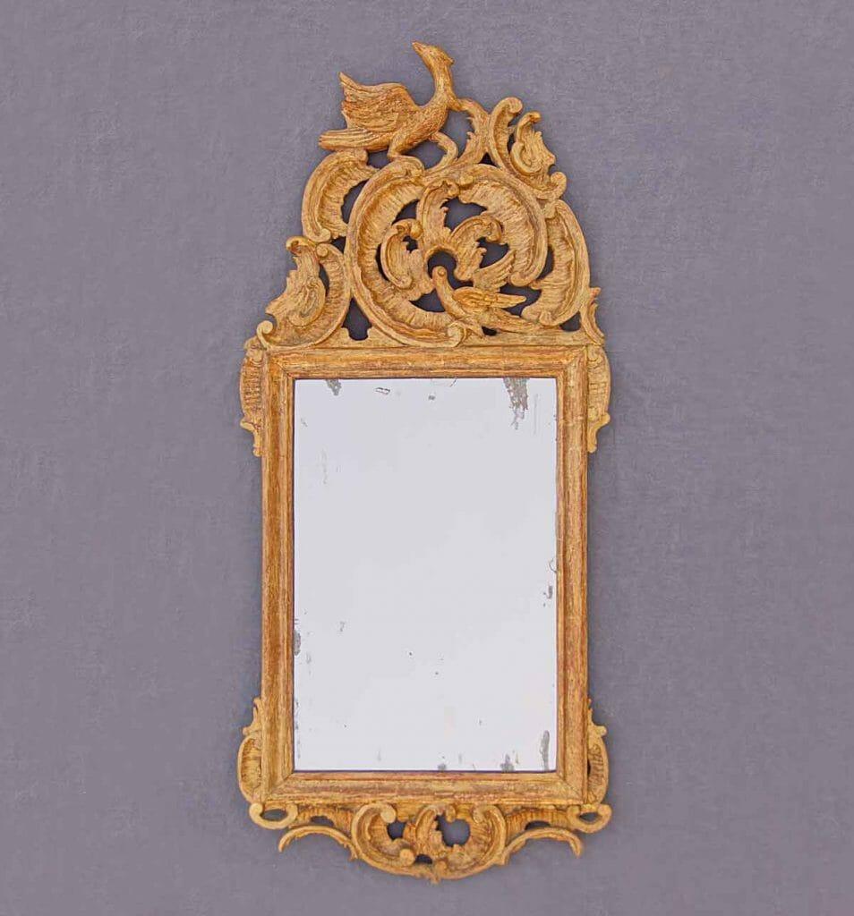 Wandspiegel-Rokoko