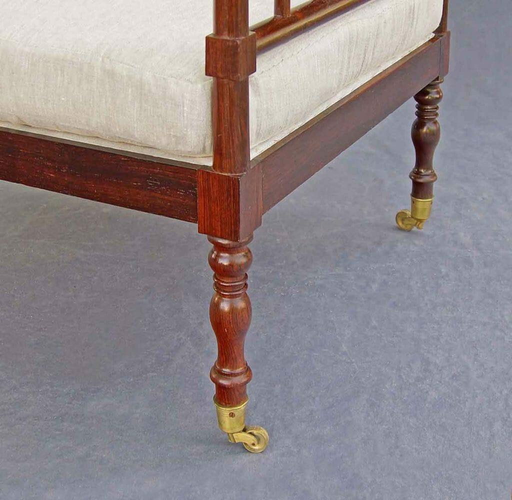 Biedermeier-Sessel