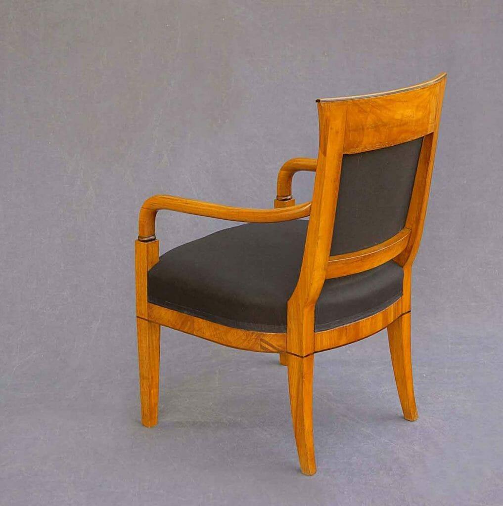 Antiquität Sessel